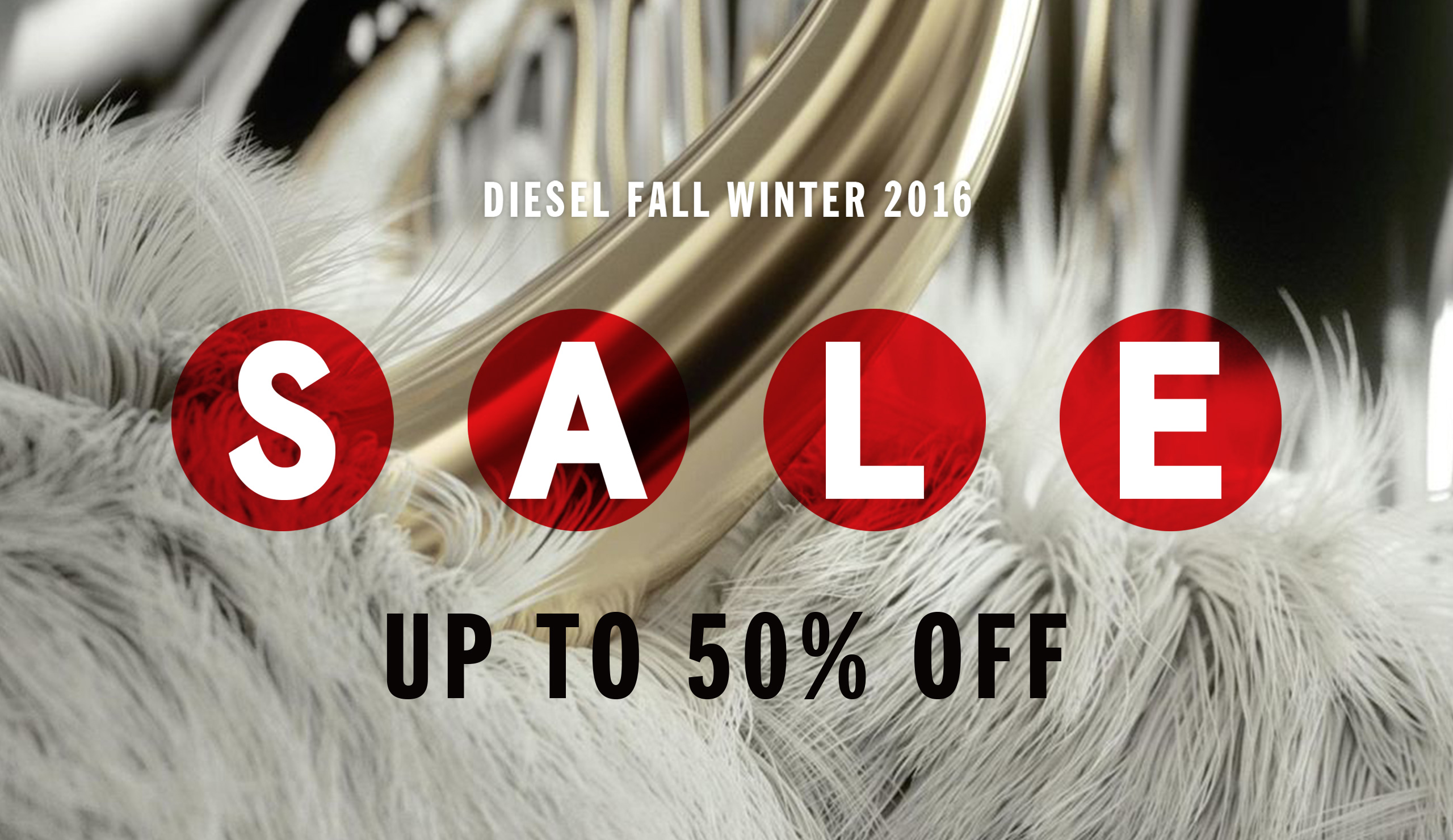 SALE UP TO 50%OFF