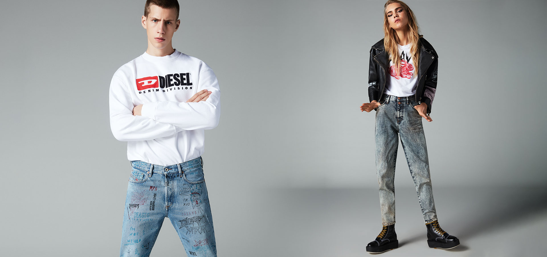 THE NEW DENIM COLLECTION