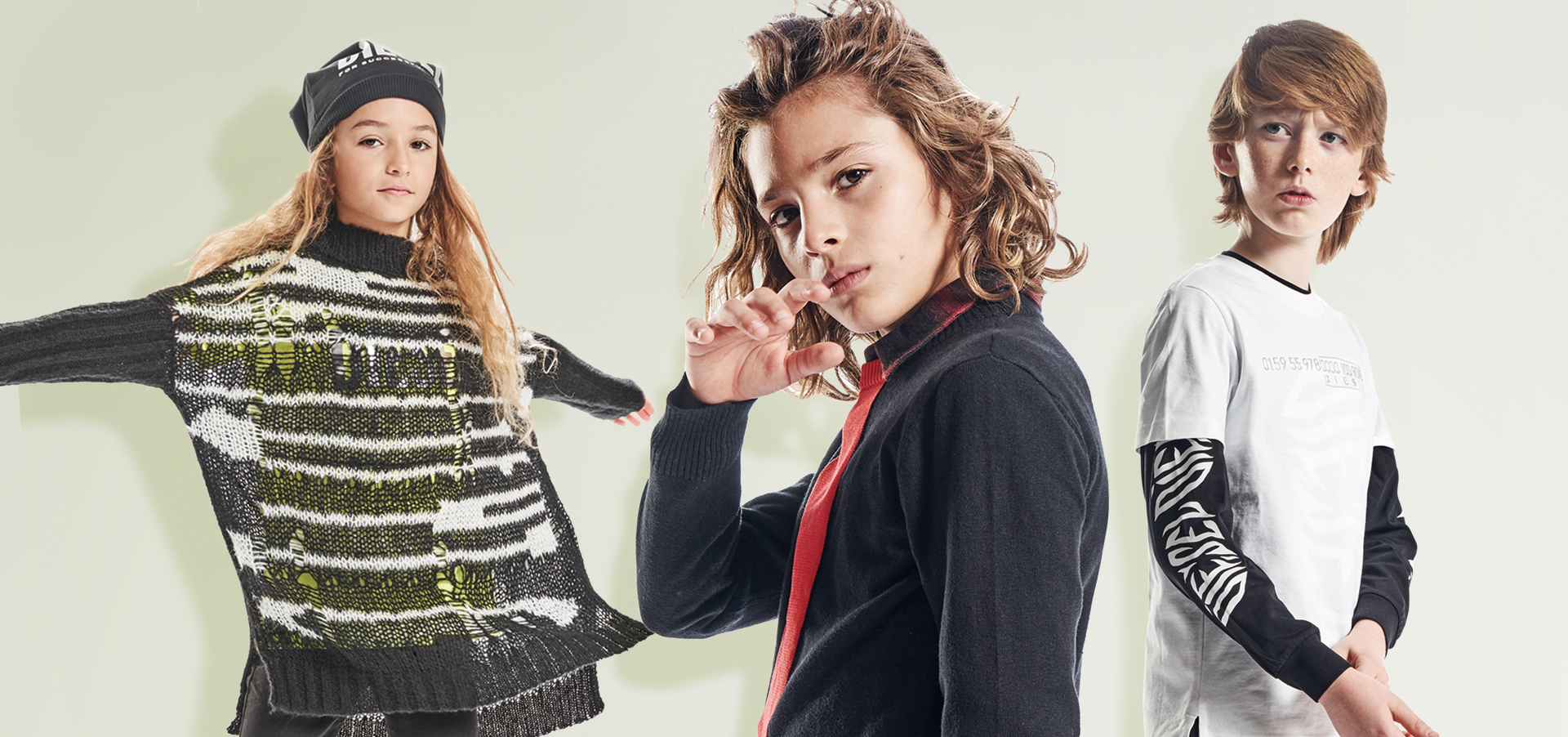 DIESEL KID FW20 COLLECTION