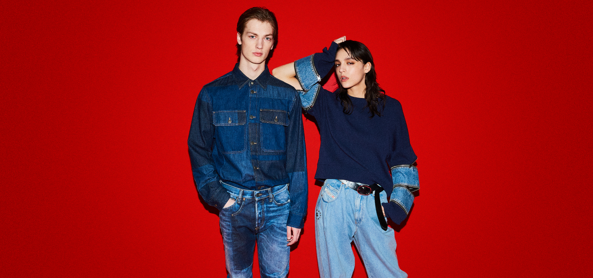 SS21 DENIM COLLECTION