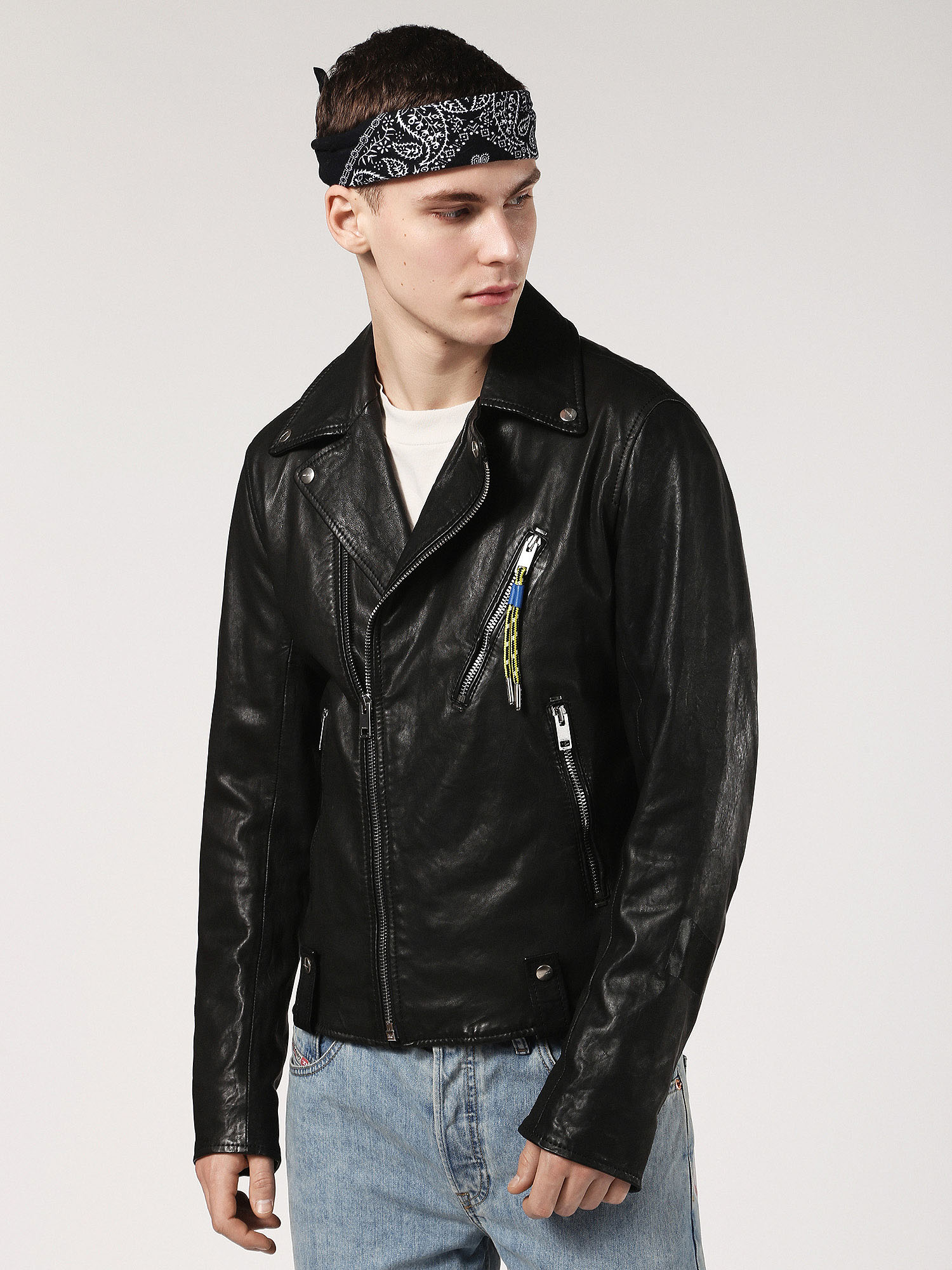 willcox men Men / jackets / leather jackets / l-willcox l-willcox leather jackets info close about the timeless motorcycle jacket, infused with diesel cool.