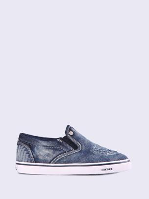 SLIP ON 5 DENIM CH