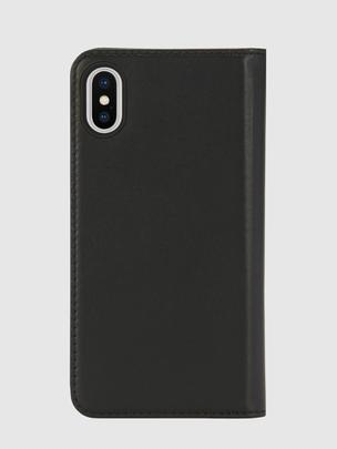 SLIM LEATHER FOLIO IPHONE X