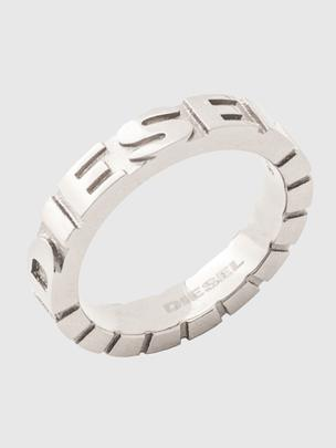 STEEL CUBED RING WIT
