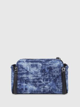 LE-ZIPPER CROSSBODY