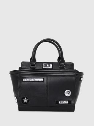 LE-ZIPPER SATCHEL S