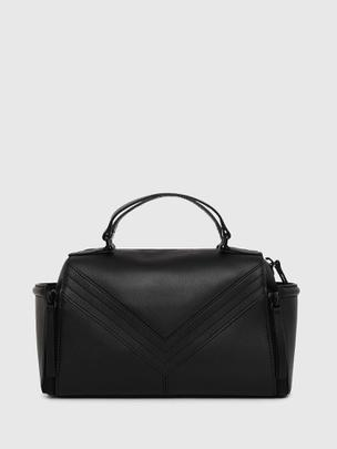 LE-ZIPPER SATCHEL